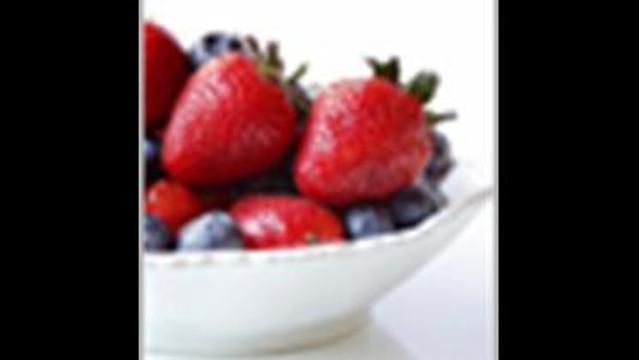Strawberries, Blueberries May Ward Off High Blood Pressure