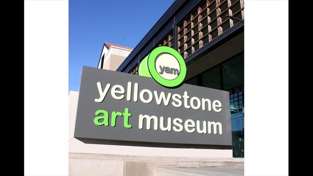 August Yellowstone Art Museum's Exhibitions