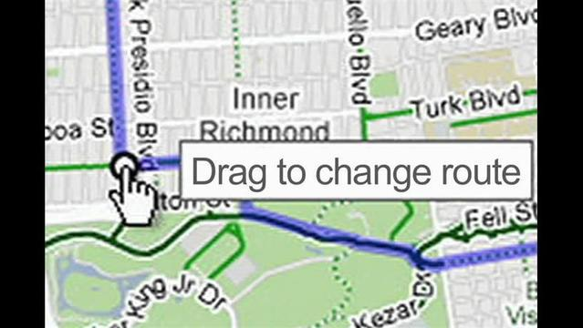 Google Maps adds bike routes