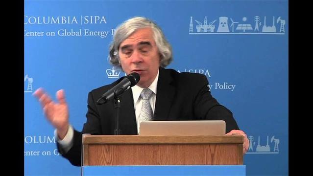 DOE Secretary Moniz explains the