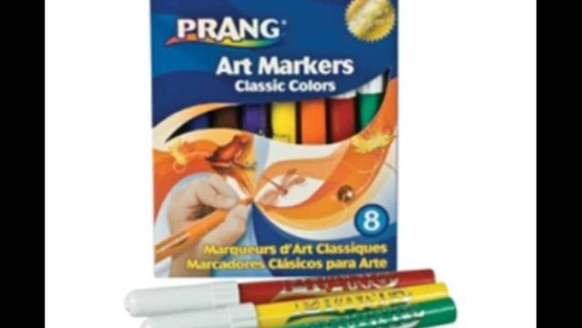 Prang Art Markers unveils a take-back program in response to kids frustrated with Crayola's lack of recycling