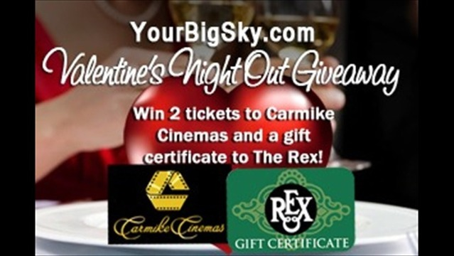 Valentine's Night Out Contest