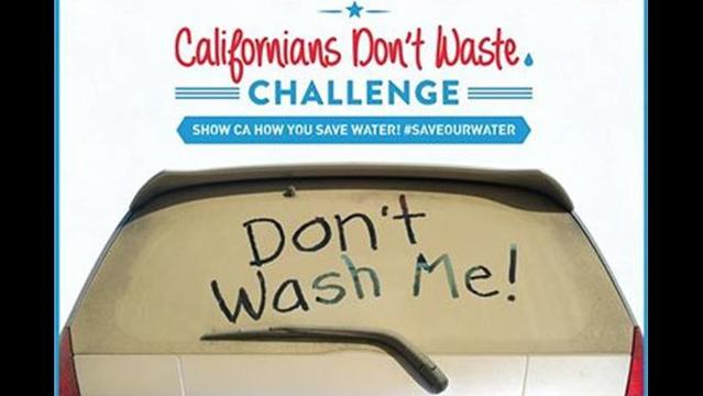 Clean, dirty and creative ways to save water in California