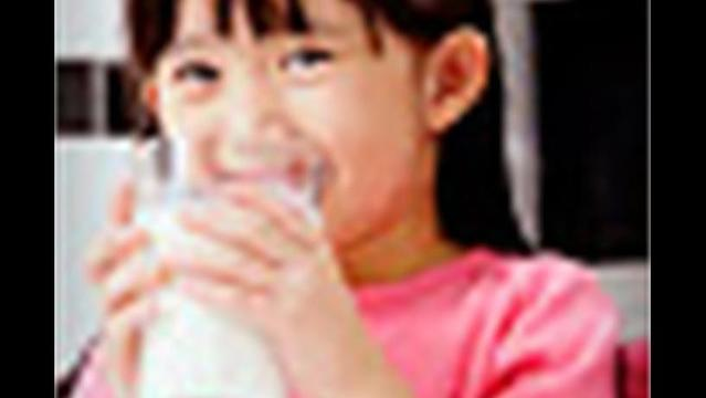 2 Cups of Milk a Day Optimal for Most Preschoolers