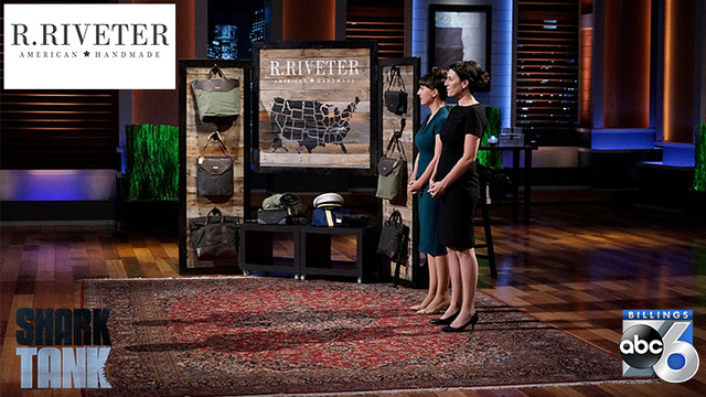 R. Riveter Announces Tremendous Growth in New Upcoming Episode of ABC's Shark Tank