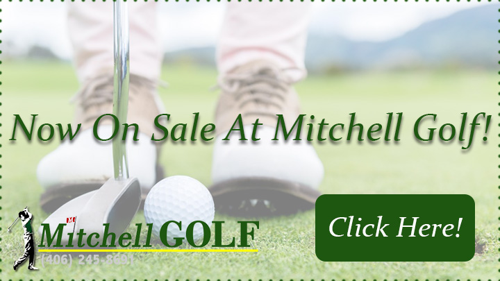 On Sale at Mitchell Golf