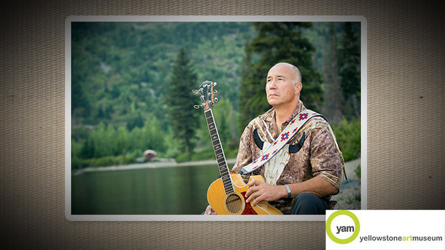 Montana's Troubadour Performs at the Yellowstone Art Museum