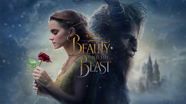 Beauty and the Beast DVD Giveaway