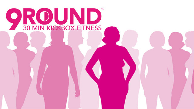 9Round Kickbox Fitness Kick-A-Thon to Support our Community in fighting Breast Cancer