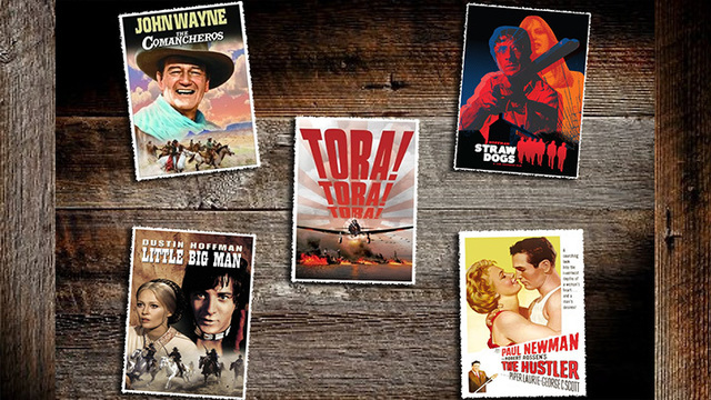 Classic Movies Sweepstakes
