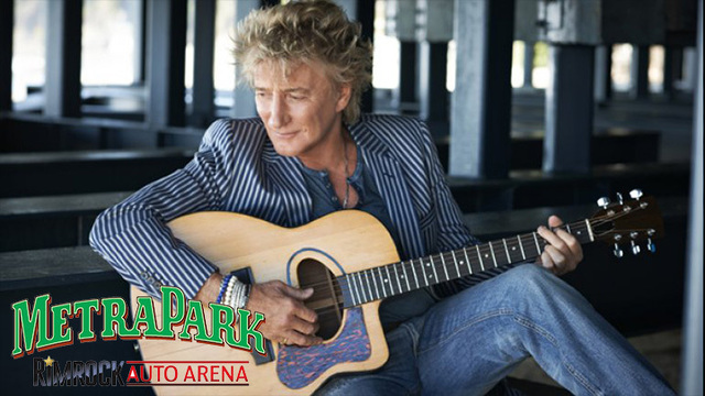 Rod Stewart to play MetraPark