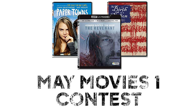 May Movies 1 Contest