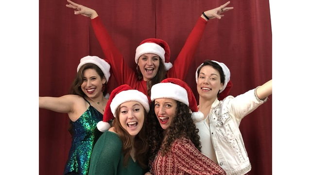 'Twas A Girls Night Before Christmas: The Musical' at ABT Dec. 14