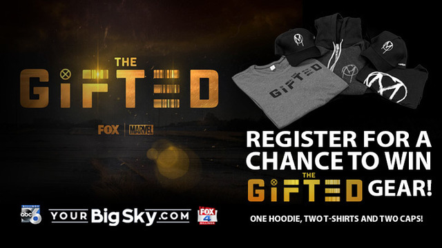 The Gifted Swag Sweepstakes