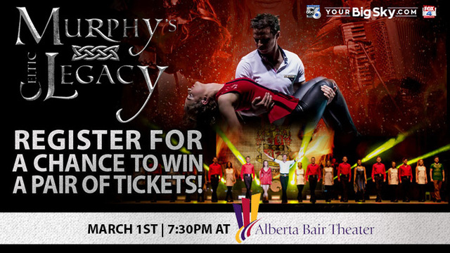 Murphy's Celtic Legacy Ticket Sweepstakes